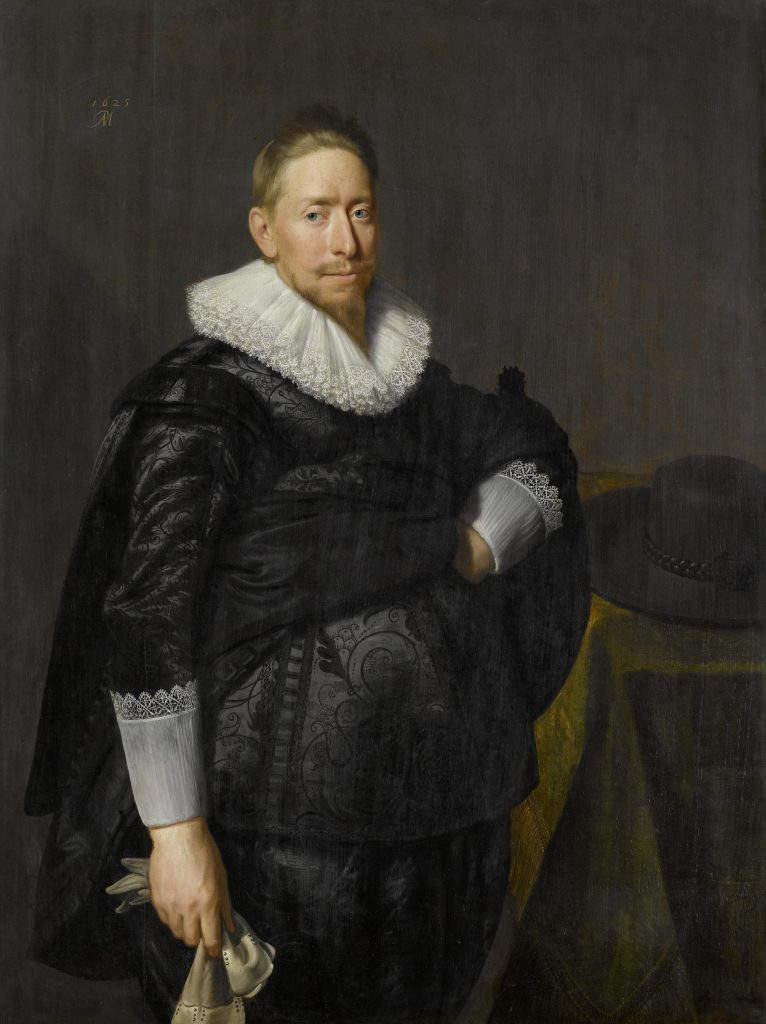 Portrait of a Man, Probably from the Pauw Family - from Europeana.eu website