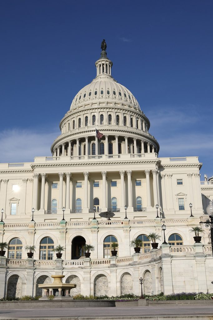 Capitol building, Washington, DC. Where communication, too often, does not happen well. Image by cytis from Pixabay